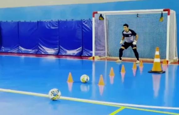 No such Goalkeeper Training