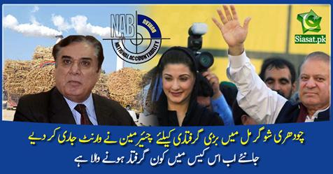 NAB decides to make one more big arrest in Chaudhry Sugar Mills Case